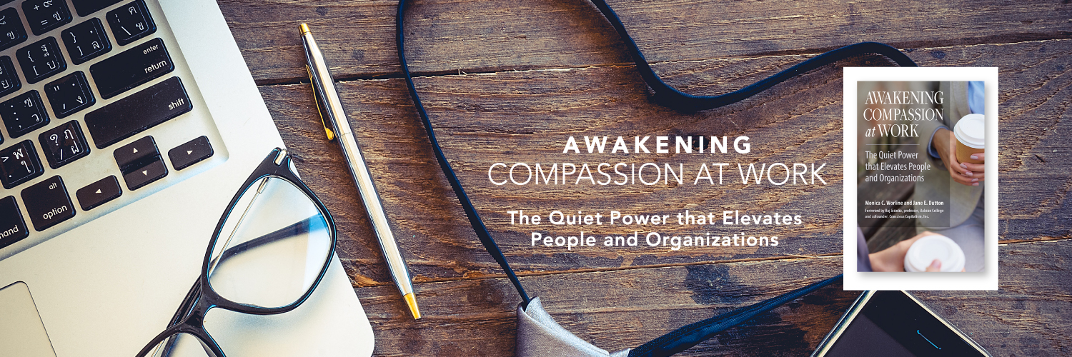 100 Days of Awakening Compassion banner