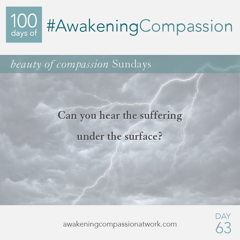 #AwakeningCompassion Day 63