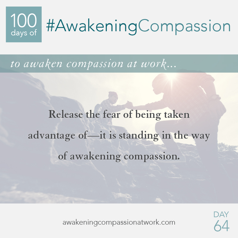 #AwakeningCompassion Day 64