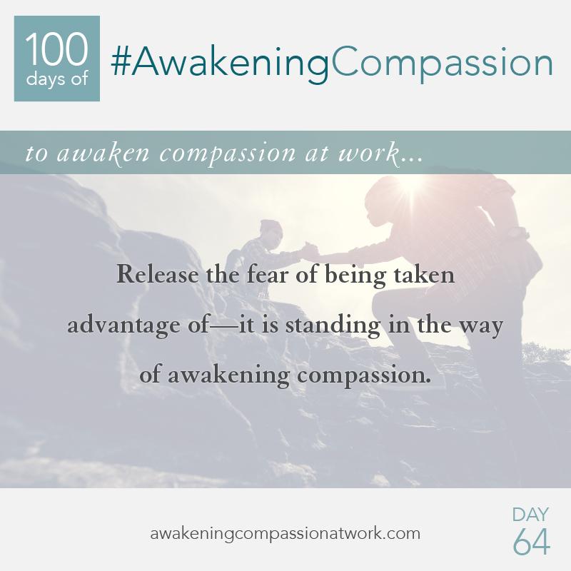 #AwakeningCompassion Day 64