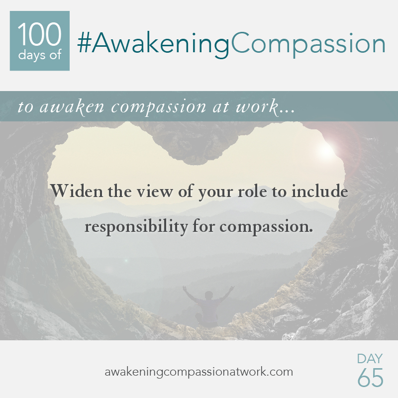 #AwakeningCompassion Day 65