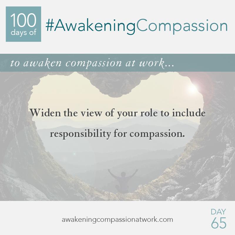 #AwakeningCompassion Day 65