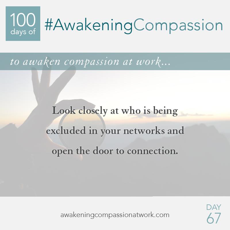 #AwakeningCompassion Day 67