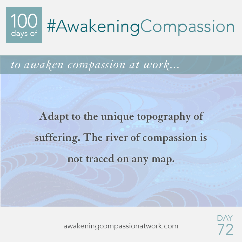 #AwakeningCompassion Day 72