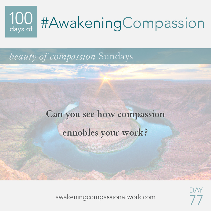 #AwakeningCompassion Day 77