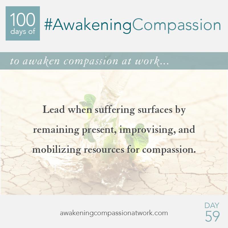 #AwakeningCompassion Day 59